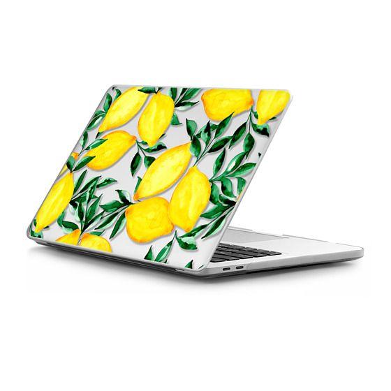 MacBook Pro Touchbar 15 Sleeves - Lemon Tree Print