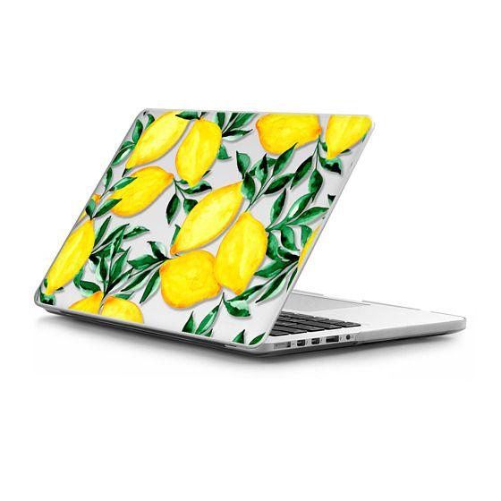MacBook Pro Retina 13 Sleeves - Lemon Tree Print
