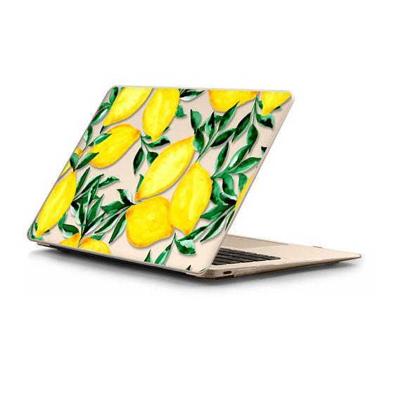 MacBook 12 Sleeves - Lemon Tree Print