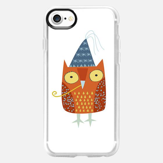 Party Owl - Snap Case