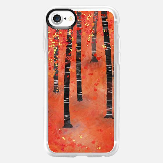 Birches - Snap Case