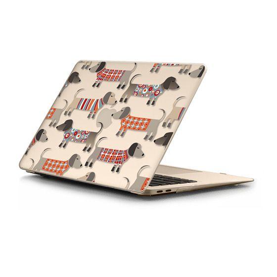 MacBook Air Retina 13 Sleeves - Sausage Dogs in Sweaters