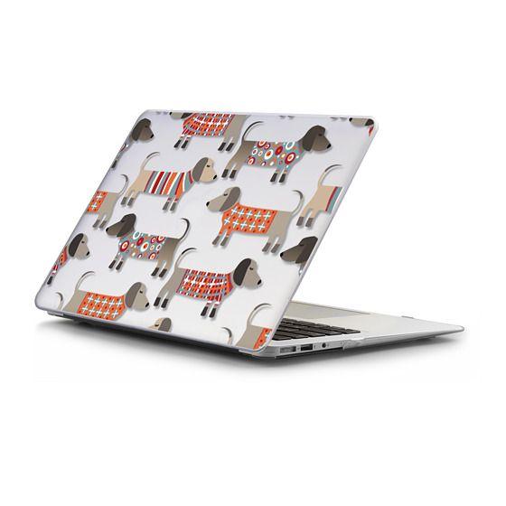 MacBook Air 13 Sleeves - Sausage Dogs in Sweaters