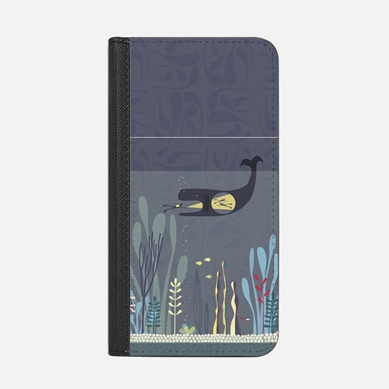 The Fishtank - Wallet Case with RFID