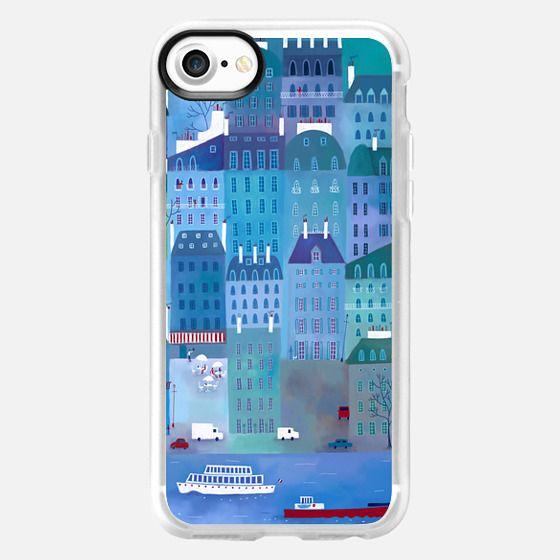 Paris Blues - Snap Case