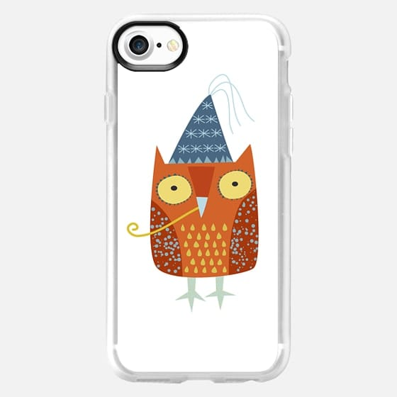 Party Owl - Snap Case