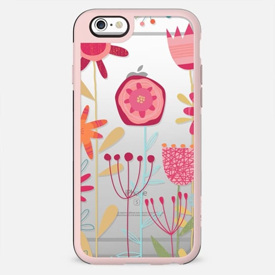 Wild Weeds and Flowers - New Standard Case