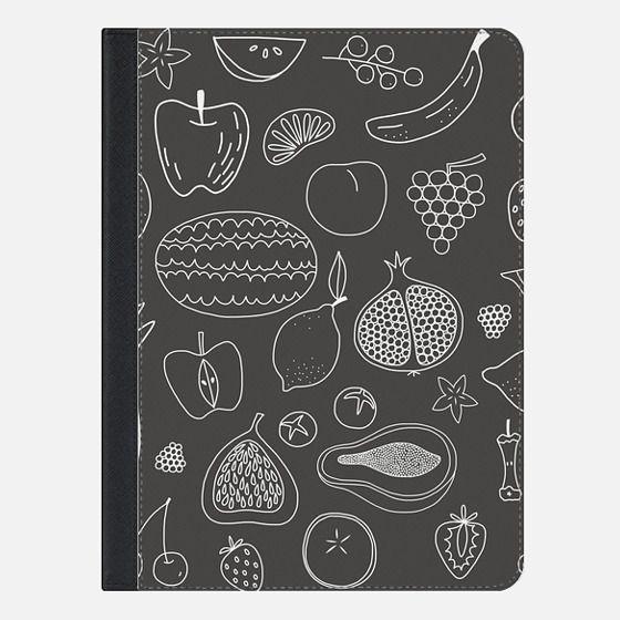 Fruity - iPad Folio Case