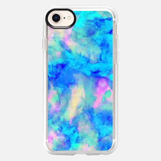 Electrify Ice Blue - Snap Case