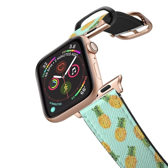 Apple Watch 42mm Bands - Pineapple Apple Watch Band