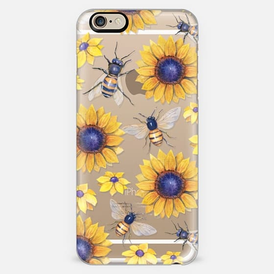 Flowers and the Bees -