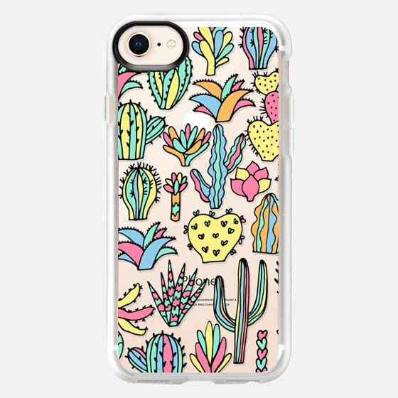 Colorful cacti - Snap Case