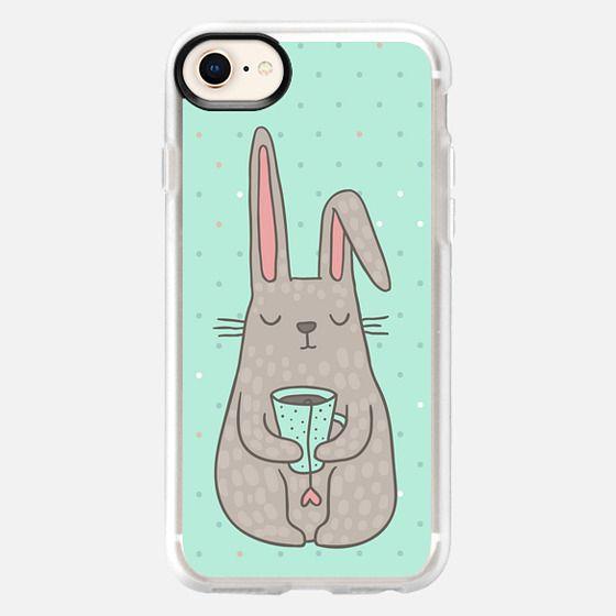 Tea bunny - Snap Case