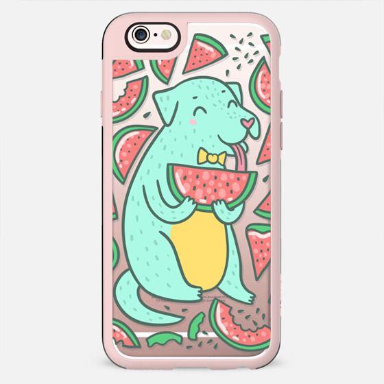 Watermelon Dog - New Standard Case
