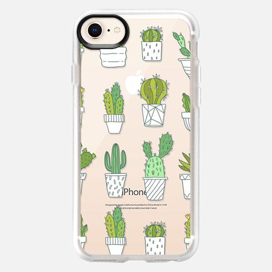 Cactus - Succulent - Snap Case