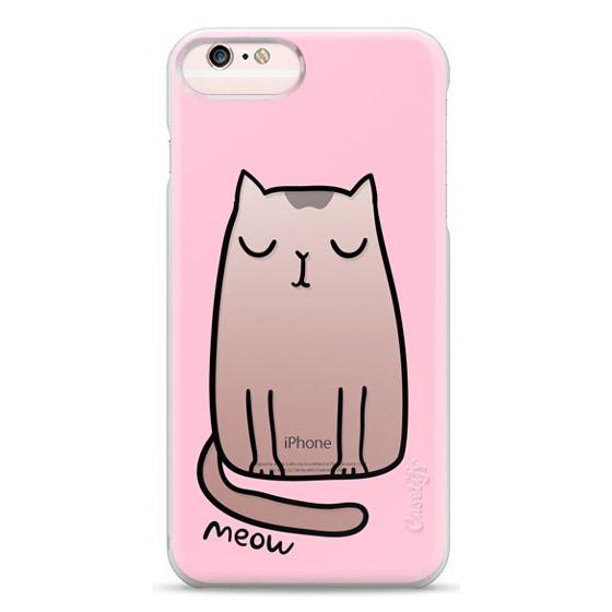 iPhone 6s Plus Cases - Cute cat