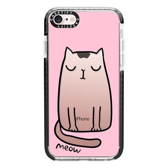 iPhone 7 Cases - Cute cat