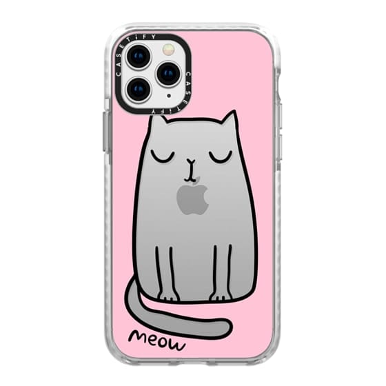 iPhone 11 Pro Cases - Cute cat