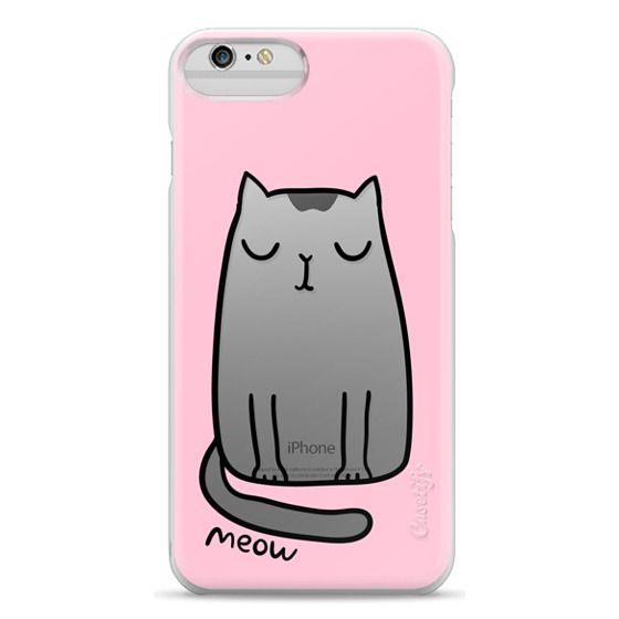 iPhone 6 Plus Cases - Cute cat
