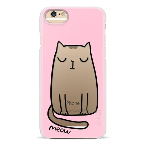 iPhone 6 Cases - Cute cat