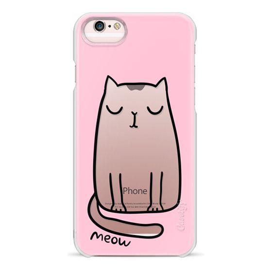iPhone 6s Cases - Cute cat