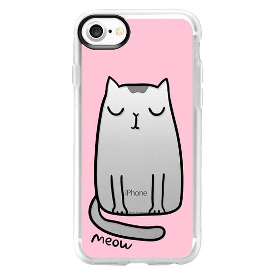 iPhone 7 Cases - Cute cat