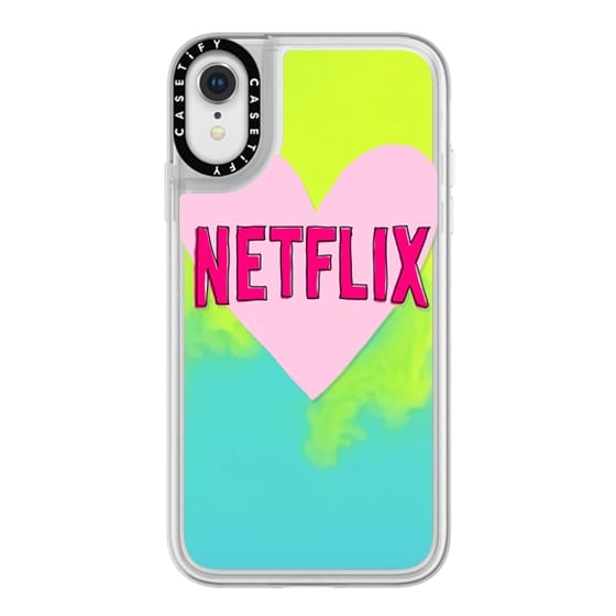 iPhone XR Cases - Netflix  Love
