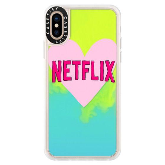 iPhone XS Cases - Netflix  Love