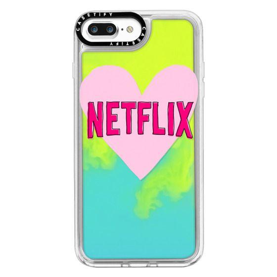 iPhone 7 Plus Cases - Netflix  Love