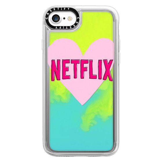 iPhone 7 Cases - Netflix  Love