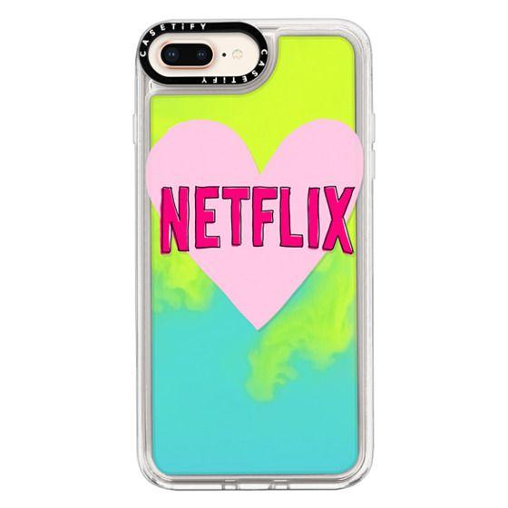 iPhone 8 Plus Cases - Netflix  Love