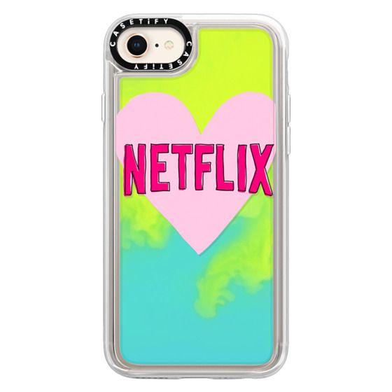 iPhone 8 Cases - Netflix  Love