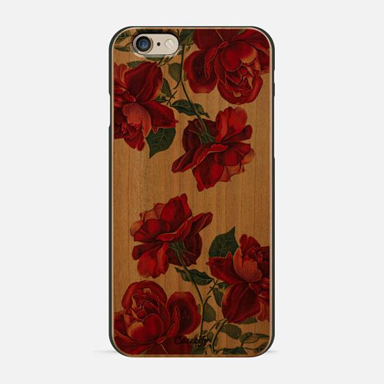 Red Roses (Transparent) -