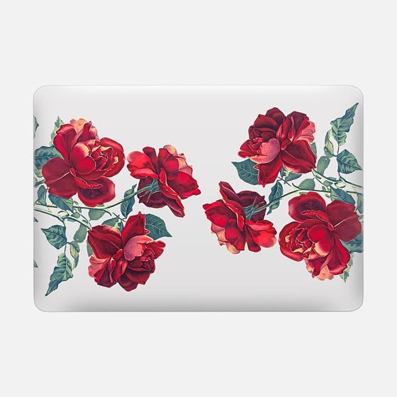 Macbook Air 13 Hülle - Red Roses