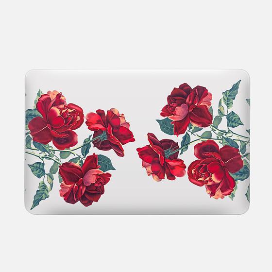 Macbook Air 11 Hülle - Red Roses