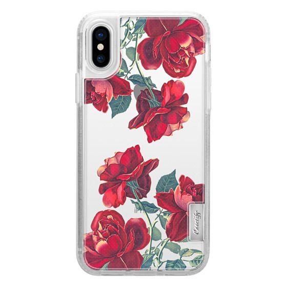 Red Roses (Transparent)