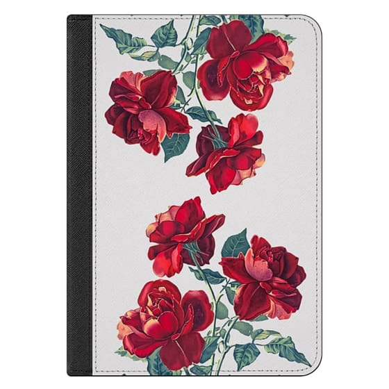 iPad Mini (2019) Covers - Red Roses