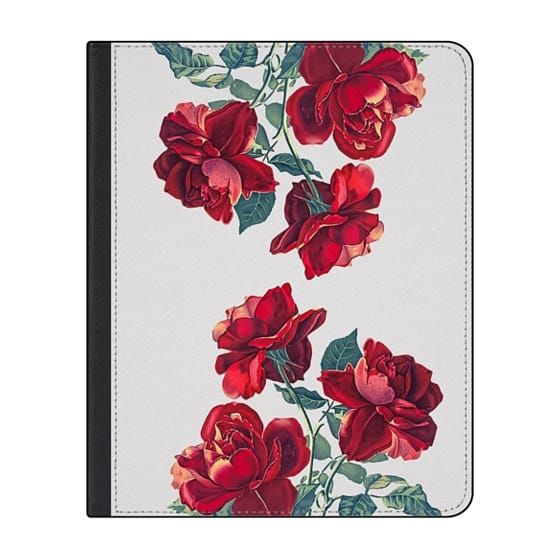 12.9-inch iPad Pro (2018) Covers - Red Roses