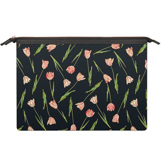MacBook Pro Touchbar 13 Sleeves - Tulips