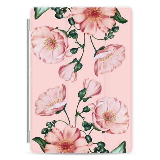 iPad Air 2 Covers - Pink Calandrinia