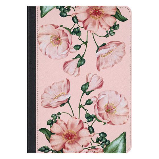 10.5-inch iPad Pro Covers - Pink Calandrinia
