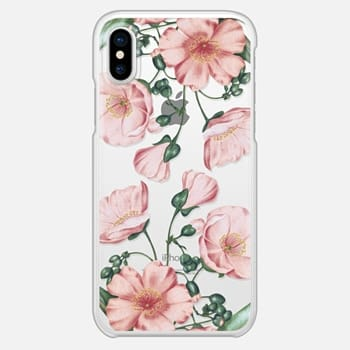 iPhone X Case Calandrinia