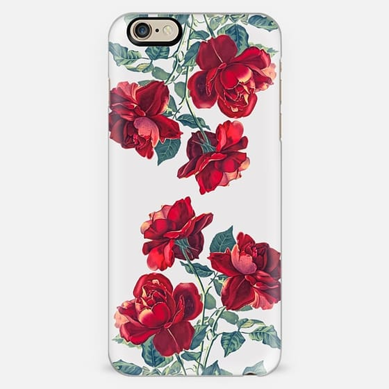 Red Roses -