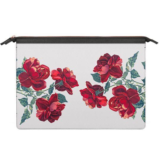MacBook Air 11 Sleeves - Red Roses