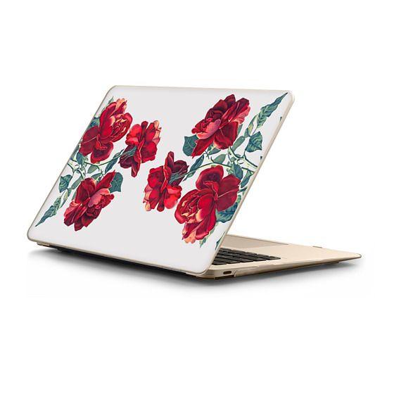 MacBook 12 Sleeves - Red Roses