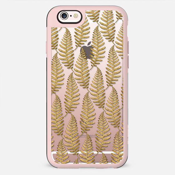 Gold Leaves - New Standard Case