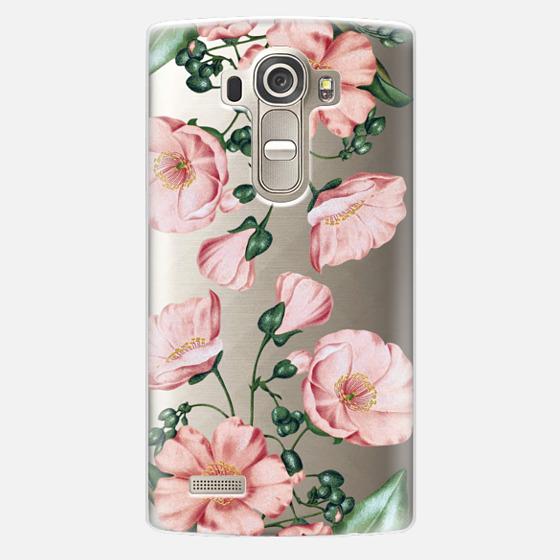 LG G4 Case - Calandrinia