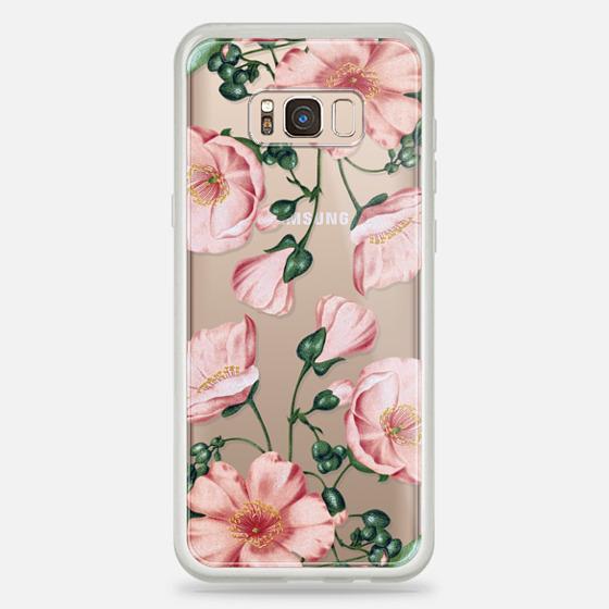 Galaxy S8+ Case - Calandrinia