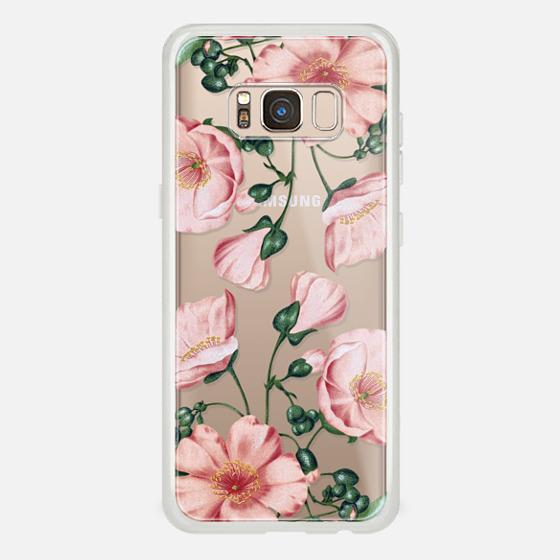 Galaxy S8 Case - Calandrinia