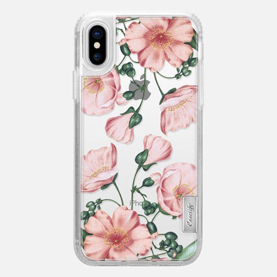 iPhone X Case - Calandrinia